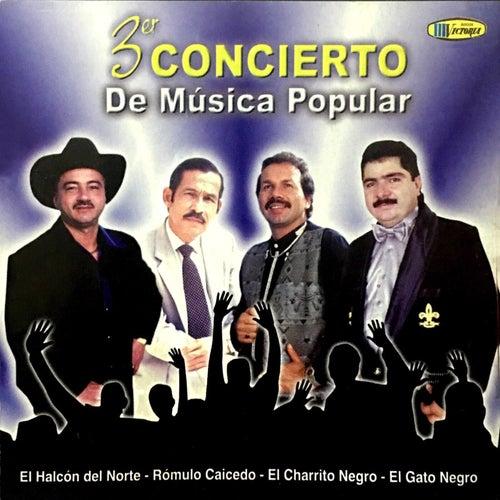 3er Concierto de Música Popular de Various Artists