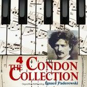 The Condon Collection, Vol. 4: Original Piano Roll Recordings by Ignace Paderewski