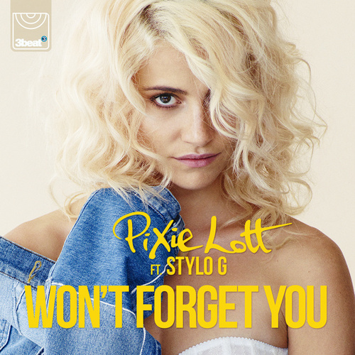 Won't Forget You by Pixie Lott