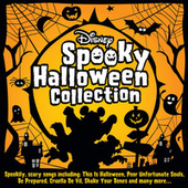 Disney Spooky Halloween Collection by Various Artists