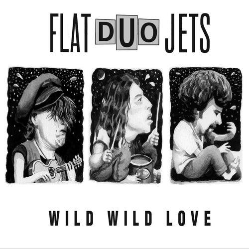 Wild Wild Love by Flat Duo Jets