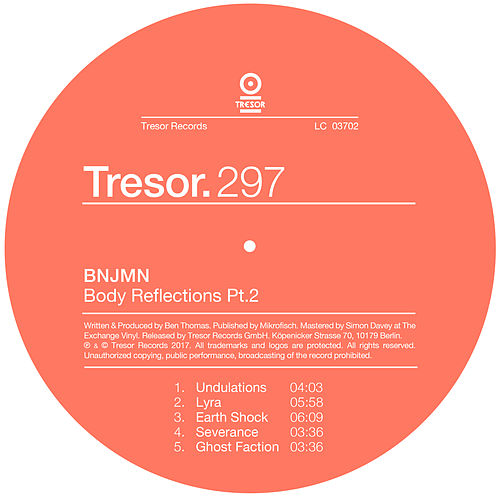 Body Reflections, Pt. 2 by Bnjmn