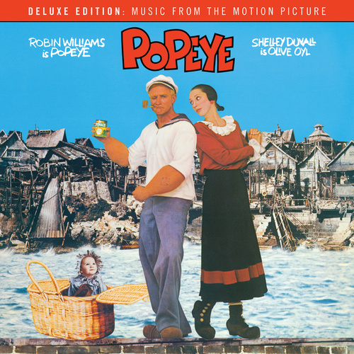 Popeye (Music From The Motion Picture / The Deluxe Edition) by Various Artists