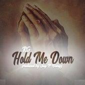 Hold Me Down von R G