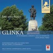 Mikhail Glinka: Waltz Fantasy / Kamarinskaya / Divertimento Brillante on Themes from Bellini's Opera 'La Sonnambula' by Various Artists