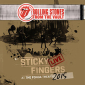 Sticky Fingers Live At The Fonda Theatre von The Rolling Stones