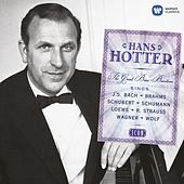 Icon: Hans Hotter by Various Artists