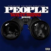 People Watching by Buzzie