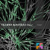 Techno Masters, Vol. 1 - EP by Various Artists