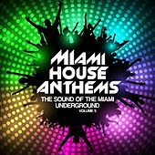 Miami House Anthems, Vol. 5 (The Sound of the Miami Underground) by Various Artists