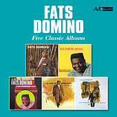 Five Classic Albums (The Fabulous Mr. D / Swings / Let's Play Fats Domino / a Lot of Dominos / Let the Four Winds Blow) (Remastered) by Fats Domino