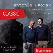 Antonín Dvořák: Slavonic Dances for Piano Four Hands von Ivan Klánský