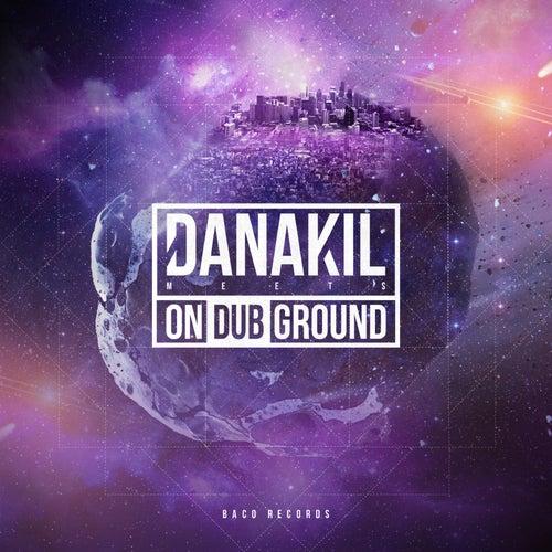 Danakil Meets ONDUBGROUND de ONDUBGROUND Danakil