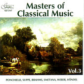 Masters of Classical Music, vol. 3 by Various Artists