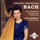 Six Concertos For Haro And String Trio by Jana Boušková