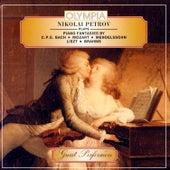 Nikolai Petrov Plays Piano Fantasies von Various Artists