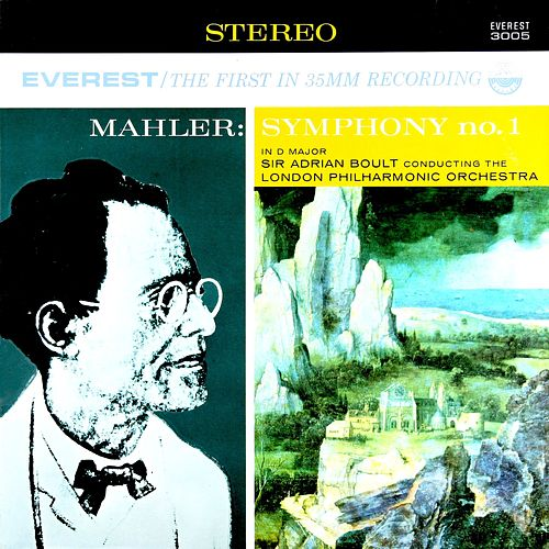 Mahler: Symphony No. 1 in D Major 'Titan' (Transferred from the Original Everest Records Master Tapes) by London Philharmonic Orchestra