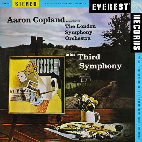 Copland: Symphony No. 3 (Transferred from the Original Everest Records Master Tapes) by Aaron Copland