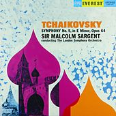 Tchaikovsky: Symphony No. 5 in E Major, Op. 64 (Transferred from the Original Everest Records Master Tapes) de Sir Malcolm Sargent