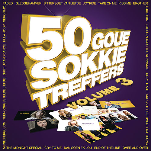 50 Goue Sokkie Treffers Vol.3 de Various Artists