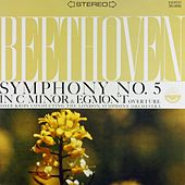 Beethoven: Symphony No. 5 in C Minor, Op. 67 & Egmont Overture (Transferred from the Original Everest Records Master Tapes) by London Symphony Orchestra