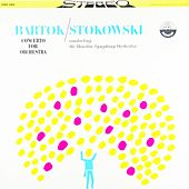 Bartók: Concerto for Orchestra (Transferred from the Original Everest Records Master Tapes) by Léopold Stokowski