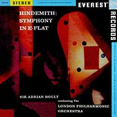 Hindemith: Symphony in E-flat (Transferred from the Original Everest Records Master Tapes) by London Philharmonic Orchestra