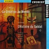 Milhaud: La Création du Monde & Stravinsky: L'Histoire du Soldat (Transferred from the Original Everest Records Master Tapes) de John Carewe