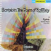 Scriabin: The Poem of Ecstasy & Amirov: Azerbaijan Mugam (Transferred from the Original Everest Records Master Tapes) von Léopold Stokowski