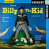 Copland: Billy The Kid & Statements for Orchestra di Aaron Copland