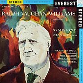 A Memorial Tribute to Ralph Vaughan Williams: Symphony No. 9 (Transferred from the Original Everest Records Master Tapes) de London Philharmonic Orchestra