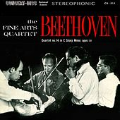 Beethoven: String Quartet No. 14 in C-Sharp Minor, Op. 131 (Digitally Remastered from the Original Concert-Disc Master Tapes) by Fine Arts Quartet