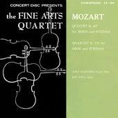 Mozart: Horn Quintet, K. 407 & Oboe Quartet, K. 370 (Digitally Remastered from the Original Concert-Disc Master Tapes) by Various Artists