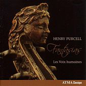 Purcell: Viols Fantasias von Les Voix Humaines