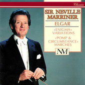 Elgar: Enigma Variations; Pomp & Circumstance Marches Nos. 1, 2 & 4 by Sir Neville Marriner