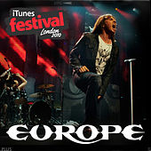 Itunes Live: London Festival '10 - EP von Europe