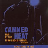 Live At The Turku Rock Festival: Finland 1971 by Canned Heat
