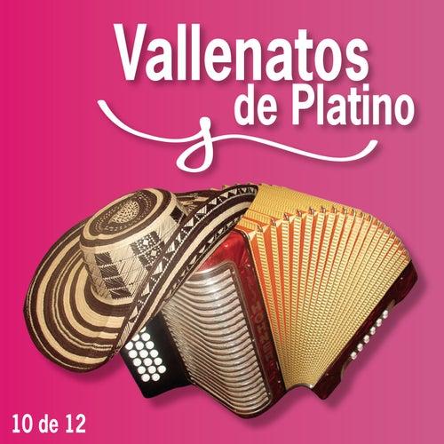 Vallenatos De Platino Vol. 10 by Various Artists