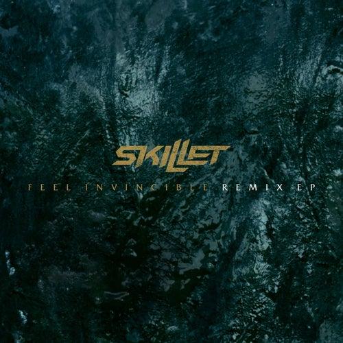 Feel Invincible Remix EP von Skillet