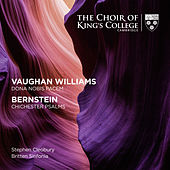 Vaughan Williams: Dona Nobis Pacem / Bernstein: Chichester Psalms by Various Artists