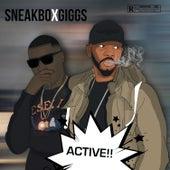 Active von Sneakbo