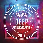 Miami Deep Underground 2017 - EP by Various Artists