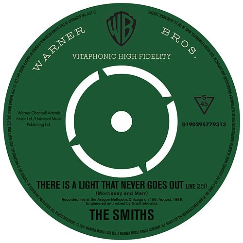 There Is a Light That Never Goes Out (Live) van The Smiths