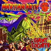 Giant Locusts - EP by Various Artists