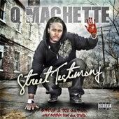 Street Testimony by Q Machette