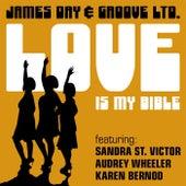 Love Is My Bible (feat. Sandra St. Victor, Audrey Wheeler, Karen Bernod & Groove Ltd.) by James Day