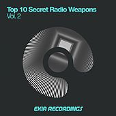 Top 10 Secret Radio Weapons, Vol. 2 - EP de Various Artists