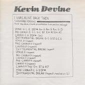 I Was Alive Back Then (feat. Half Waif) von Kevin Devine