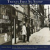 Twenty First St. Stomp: The Piano Blues of St. Louis by Various Artists