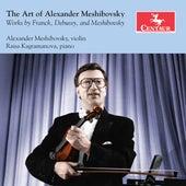 The Art of Alexander Meshibovsky by Alexander Meshibovsky